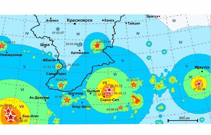 НаАляске зафиксировано землетрясение магнитудой 5,5