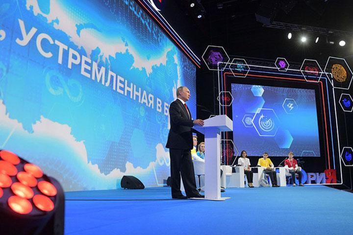 Путин: «Лидер всфере искусственного интеллекта будет властелином мира»