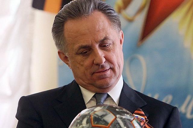 Виталий Мутко: «Стратегию развития футбола можно построить натезисах, звучавших наконференции»