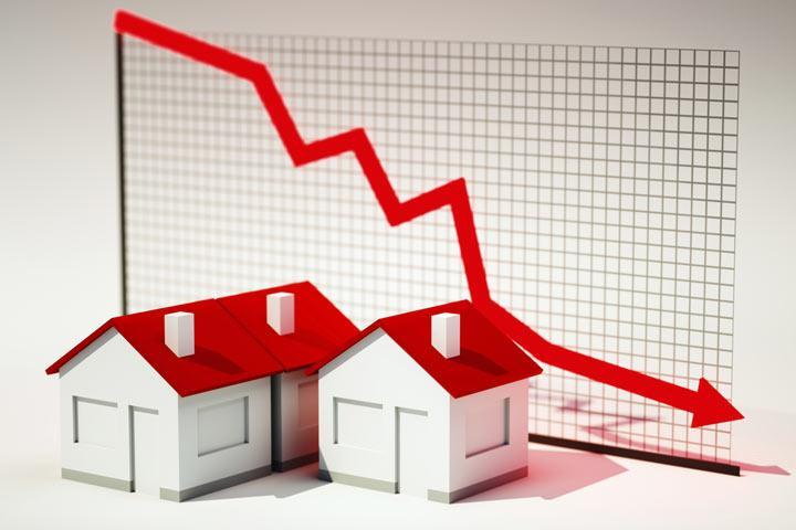Ввод жилья упал вАлтайском крае на16,2%