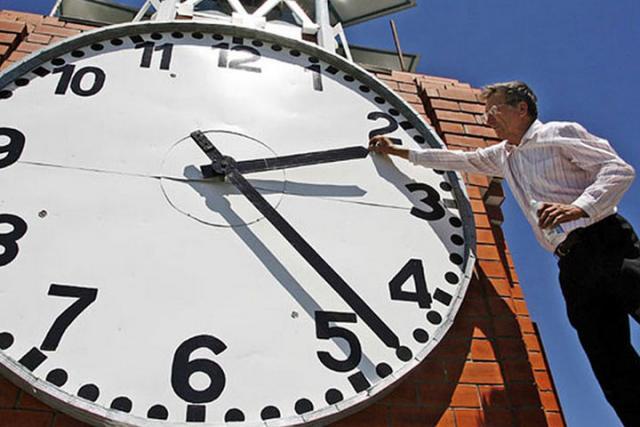 Путин поменял часовой пояс вНовосибирске на +4 (МСК)