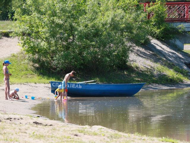 В грядущие праздники жителям Хакасии рекомендовано быть внимательными на воде