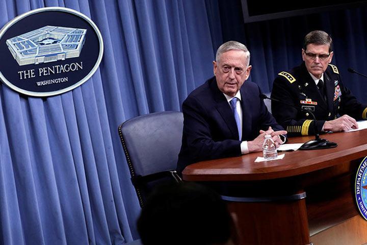 Доклад Пентагона: Кремль уверен, что США хотят поменять власть в РФ