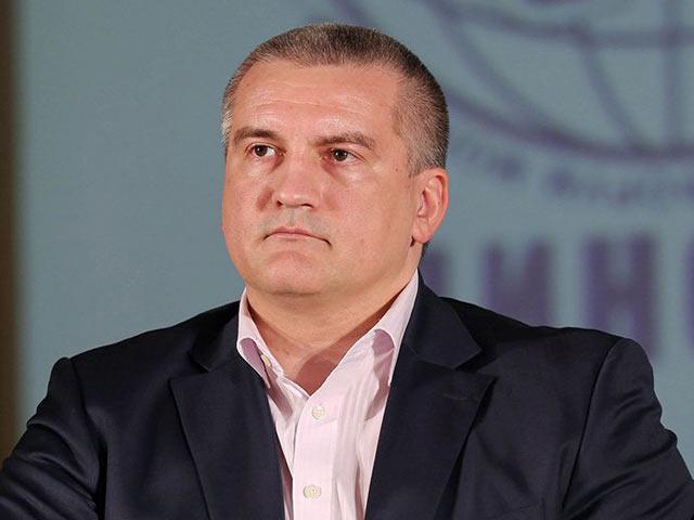 «Глава» Крыма поручил взять накарандаш всех украинцев