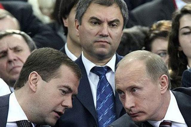 Следующий президентский срок В. Путина вполне может стать повторением первого