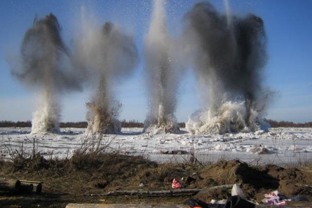 ВСибири засутки произошли 5 землетрясений