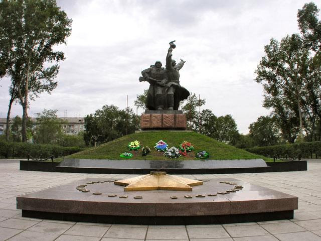 Хакасия заняла достойное место во всероссийском проекте памяти воинам