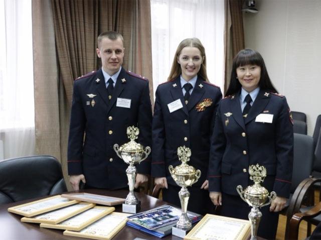 Юрисконсульт МВД по Хакасии стала одной из лучших в Сибири