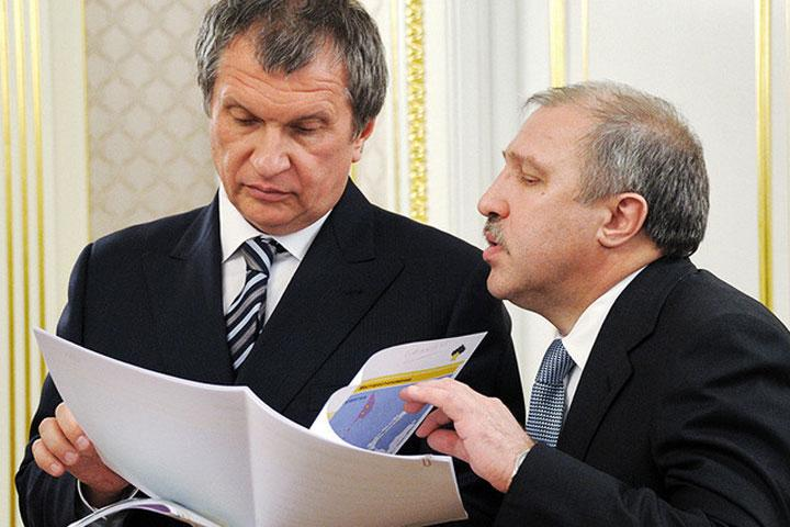 Эдуард Худайнатов иChina Energy могут стать акционерами «Роснефти»