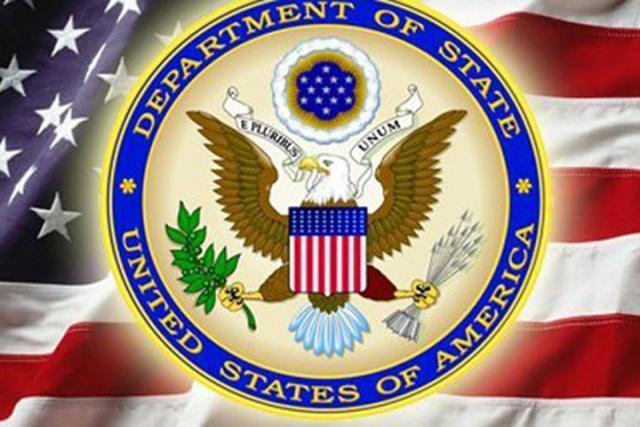 Госдеп: Позиция США посанкциям противРФ остается постоянной