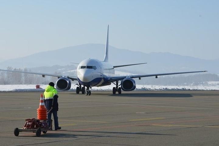 Самолет сПутиным немог приземлиться вХакассии