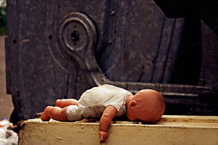 ВХакасии мужчина беспощадно забил досмерти полуторагодовалого ребенка