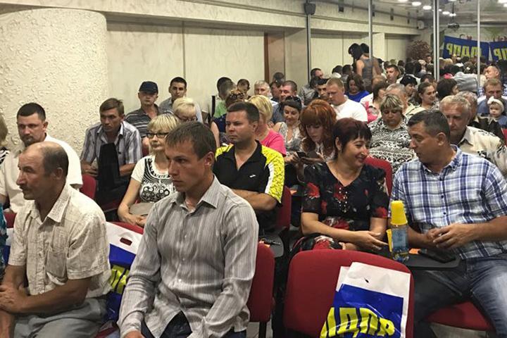 ЛДПР в Хакасии вступила в избирательные кампании