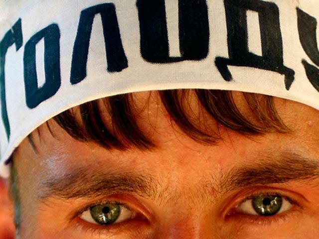 Участники голодовки в Хакасии: или пан, или пропал