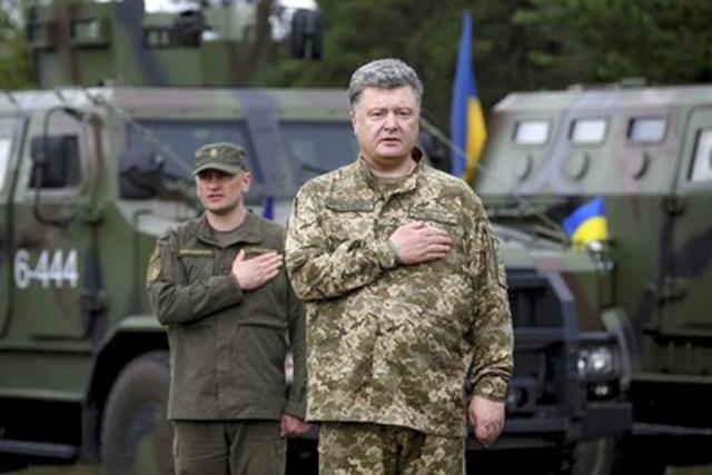 Петр Порошенко поучаствует впраздновании Дня ВМС ВСУ вОдессе