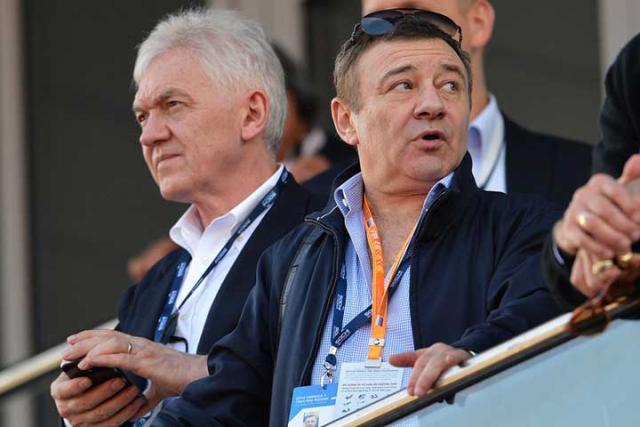 Путин распорядился отметить Тимченко иРотенбергов заразвитие хоккея