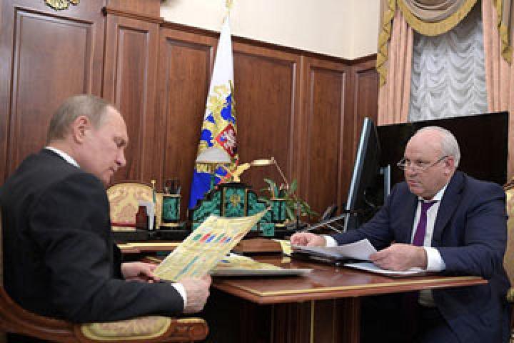 Псковские СМИ летом стали больше любить В. Путина, чем Турчака