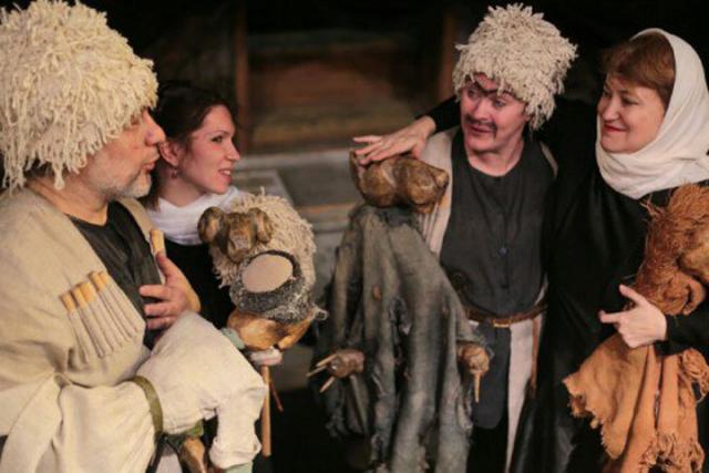 Хакасский театр кукол «Сказка» представит в Крыму одни из своих лучших спектаклей