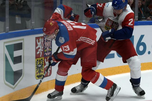 ХоккеистыРФ вовертайме уступили канадцам, Бобровский отразил 45 бросков