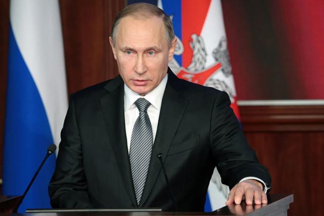 Российская Федерация сильнее любого потенциального противника — Путин