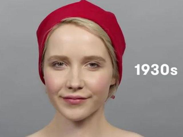 Американцы сняли навидео эволюцию русской красоты