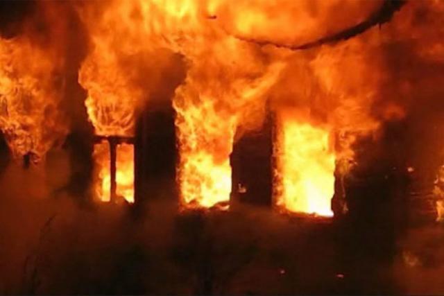 ВСаяногорске две пенсионерки погибли впожаре вмногоквартирном доме