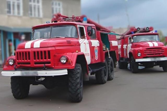 Куда утром спешили пожарные в Абакане