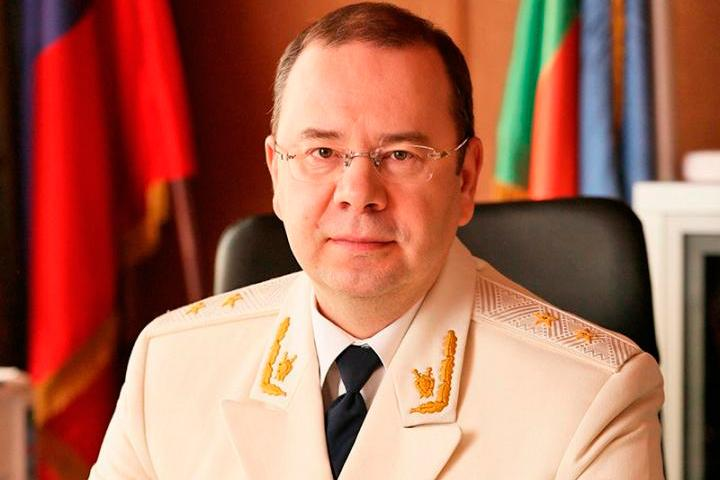 Бывшему прокурору Хакасии прочат место Юрия Чайки