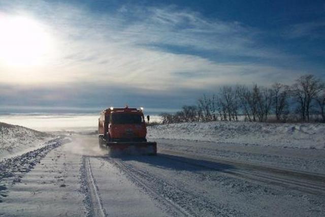 ВКировской области открыли ледовую переправу через Вятку— МЧС