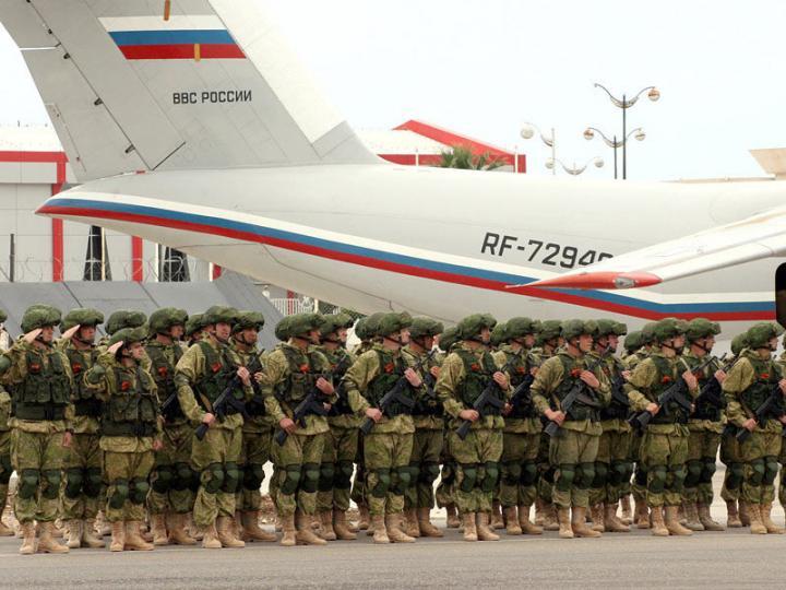 РФ скрыла отООН 60 процентов военных расходов