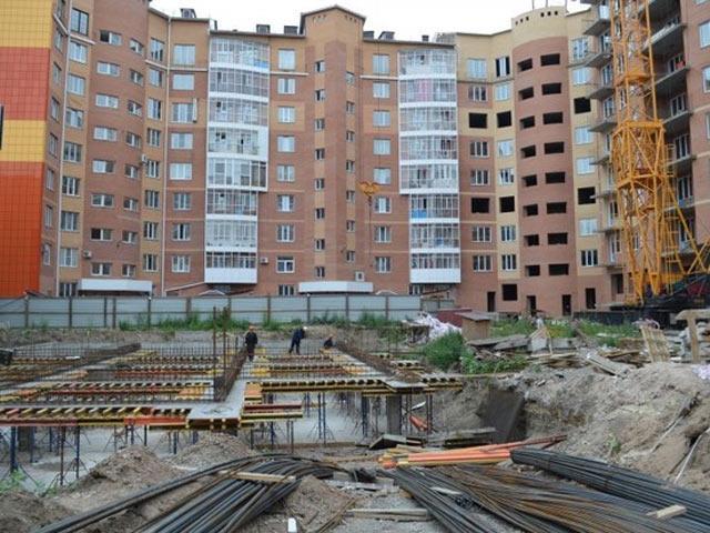 В январе-сентябре объемы ввода жилья в РФ выросли в годовом сравнении на 7% - Росстат