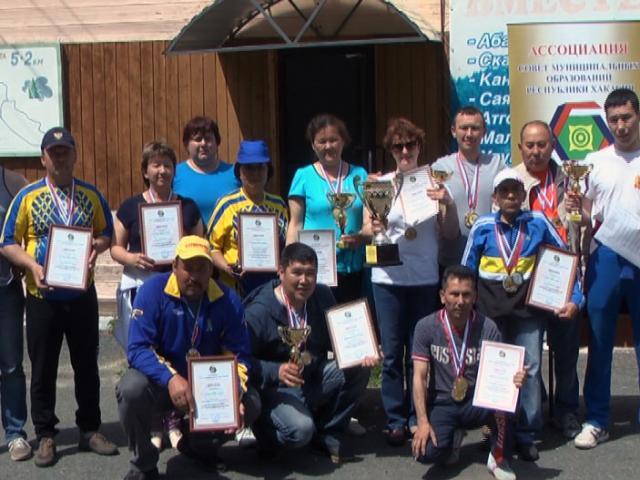 Аскизские главы в Хакасии подтвердили звание лучших