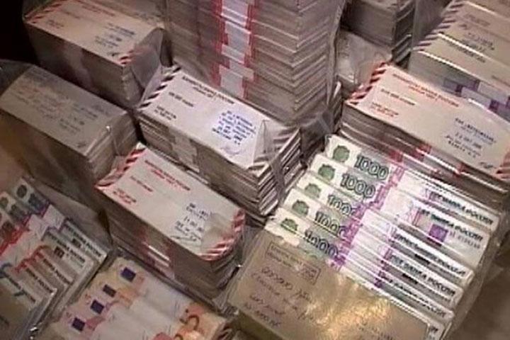 Ссамого начала прошлого года из РФ нелегально вывели 326 млрд руб— ФТС