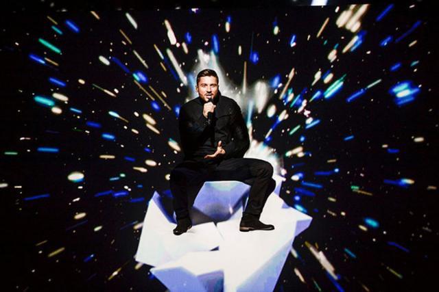 Дейв Гудман: конкурс «Евровидение-2017» из столицы Украины переносить непланируется