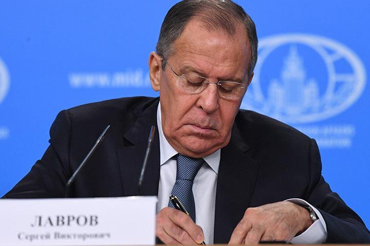 Лавров иТиллерсон договорились овстрече спецпредставителей Волкера иСуркова
