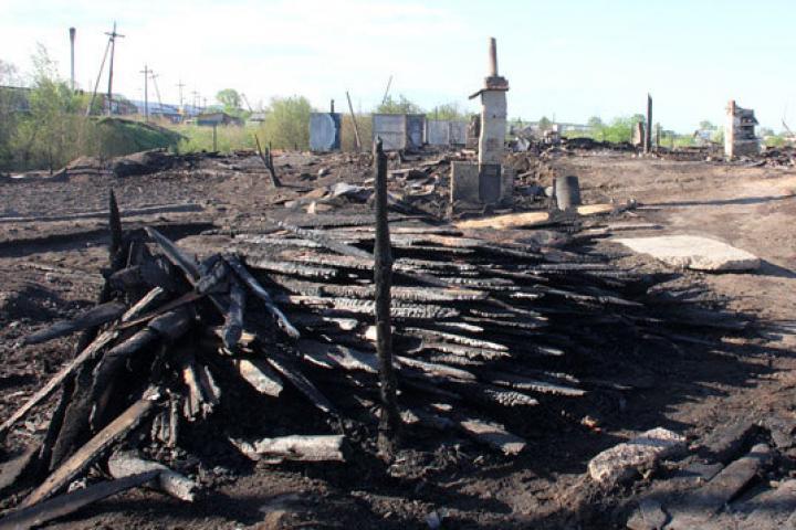 ВКрасноярском крае для тушения пожаров используют авиацию
