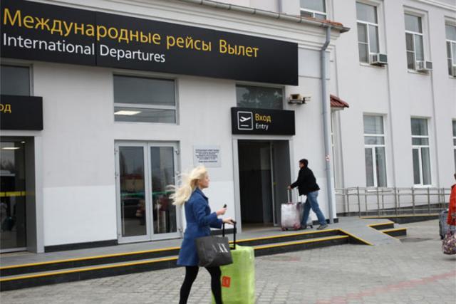 Крым стал наиболее популярным направлением уавиапассажиров Ростовской области этим летом
