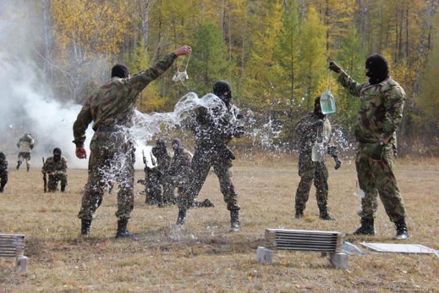 Жителей Бограда удивят сотрудники МВД Хакасии