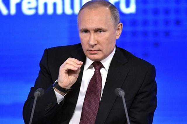 Путин призвал очистить спорт отполитики