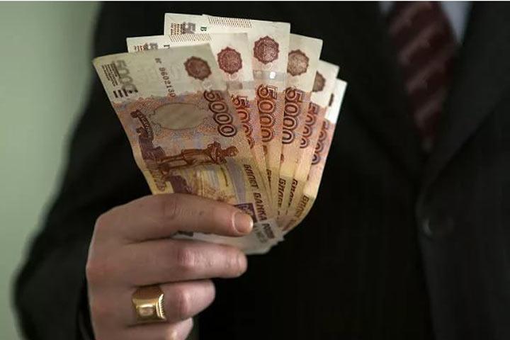 Руководителя алтайского УФАС судят завзятку в300 000руб. от предпринимателя
