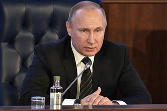 Повторил, что Российская Федерация сильнее любого противника — Путин