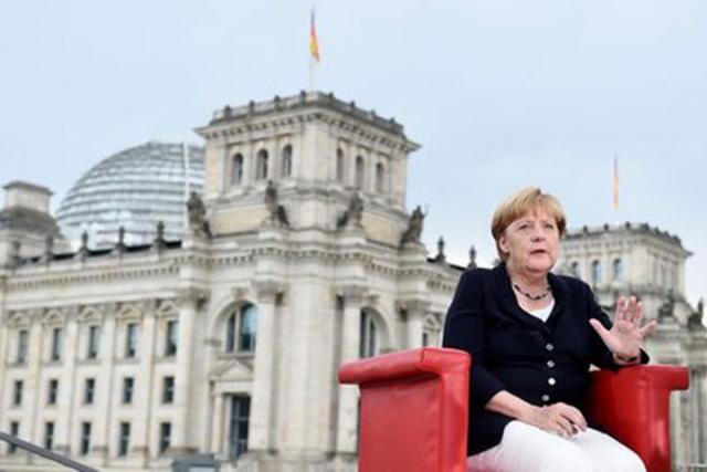 Меркель сообщила озаинтересованности вотмене санкций противРФ
