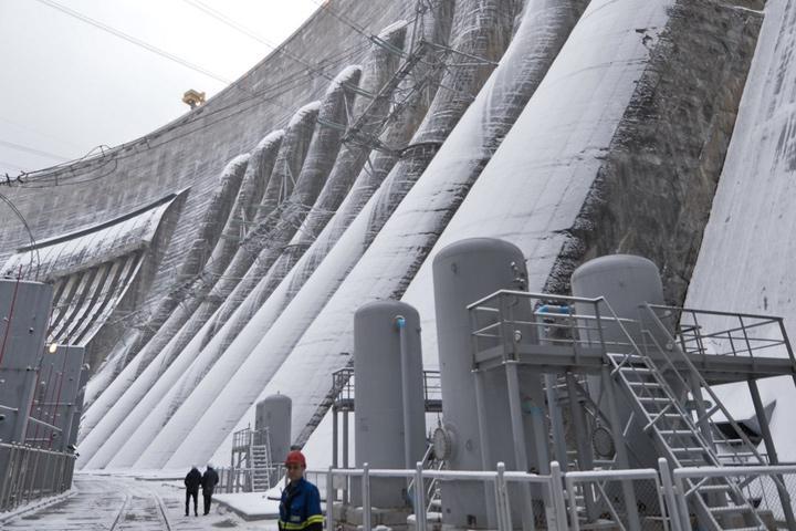 «РусГидро» завершила комплексное восстановление Саяно-Шушенской ГЭС