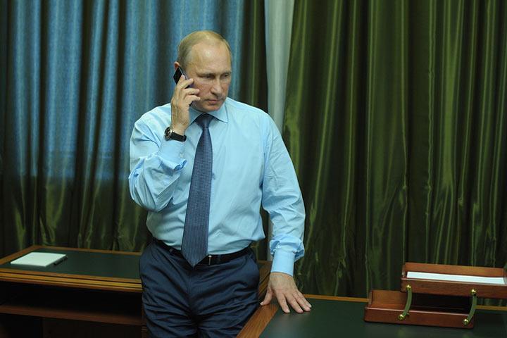 Телефонная беседа В.Путина сТрампом состоится— Кремль подтвердил