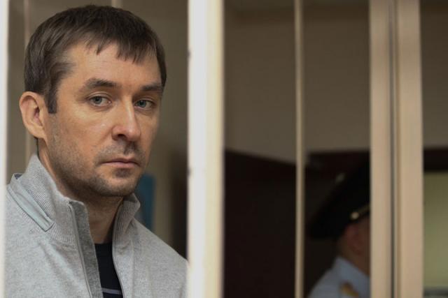 Дмитрия Захарченко перевели вСИЗО «Лефортово»