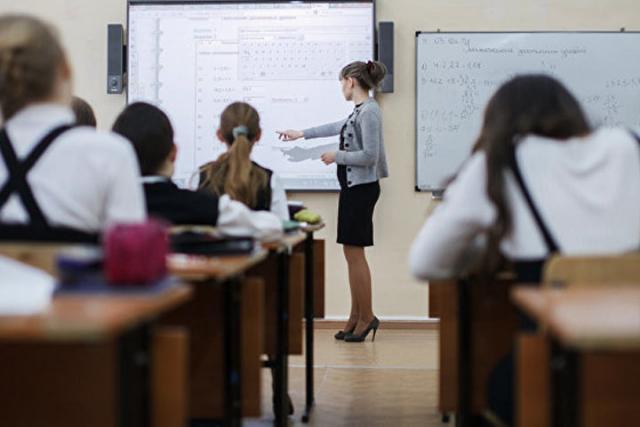 Две школы Томской области вошли вчисло наилучших вгосударстве