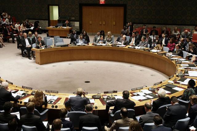 СБООН принял подготовленнуюРФ резолюцию поСирии