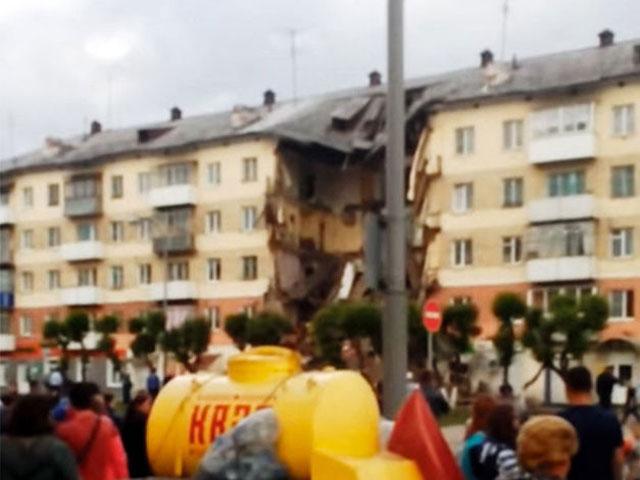 СК: ВМеждуреченске задержали собственника помещений вобрушившемся доме