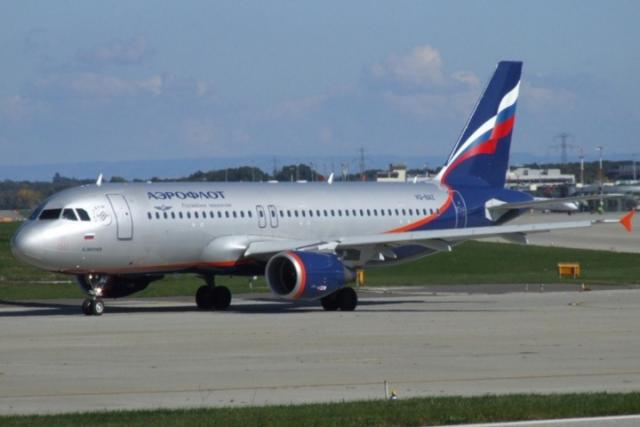 Птица помешала вылету московского самолета из Абакана