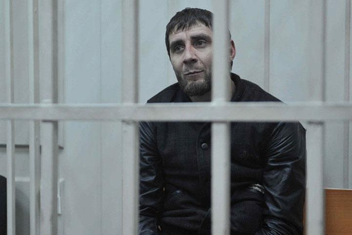Всуде показали видеозапись, накоторой Дадаев сознается вубийстве Немцова